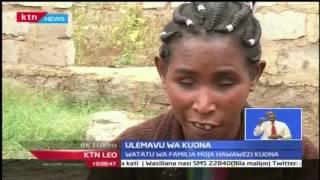 KTN Leo: Familia Nzima Inayoishi Na Ulemavu Wa Kutoona, 26/9/2016