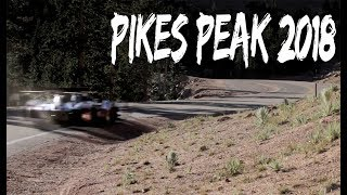 6. The sights and sounds of the 2018 Broadmoor Pikes Peak International Hill Climb