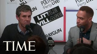 Beto O'Rourke Apologizes For Teen Writings And Old Campaign Rhetoric About His Wife   TIME