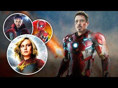 8 фильмов MARVEL которые ВЗОРВУТ до 2020 года! онлайн видео