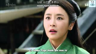 Video Time Flows By Since It's You - Six Flying Dragons OST Part. 2 [Sub Español] MP3, 3GP, MP4, WEBM, AVI, FLV Maret 2018