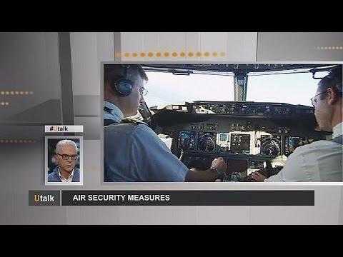 Μέτρα ασφαλείας στην αεροπλοΐα μετά την τραγωδία της Germanwings – utalk