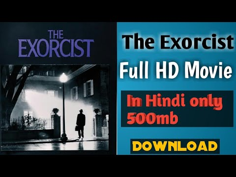How to download The Exorcist Full movie in hindi | The Exorcist Full movie in hindi download