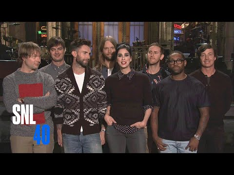 Saturday Night Live 40.02 (Promo 'Sarah Silverman & Maroon 5')
