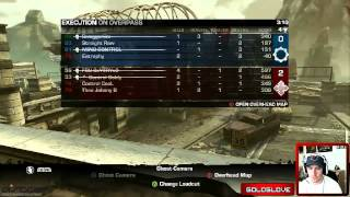 Gears of War 3 Live Gamebattles - Match #3 vs Undisputed X (Map 2) (Powered by Astro Gaming)