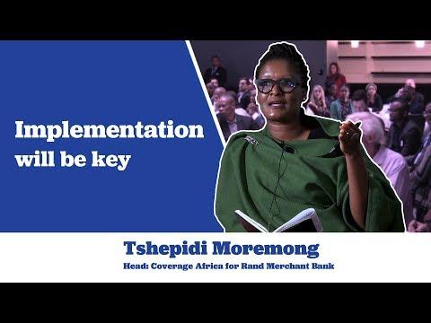 Tshepidi Moremong on the ACFTA