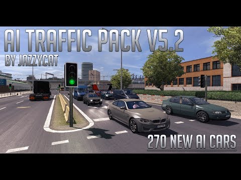 AI Traffic Pack by Jazzycat v5.6