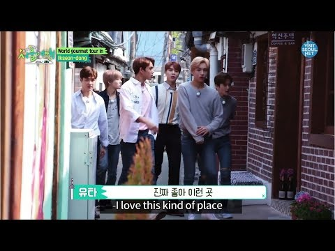 Episode 11_ NCT Travel To Seoul's 'hot Place', Ikseon-dong