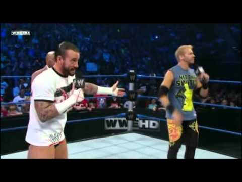 And Bitching..And Bitching..And Bitching--CM Punk