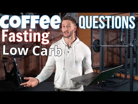 Weekly Q&A  Coffee for Fasting & Keto  Fat Burners  Vitamin D & Gut Health