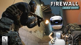 FIREWALL ZERO HOUR + UNBOXING! // PSVR // PLAYSTATION VR //PLAYSTATION 4