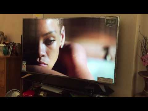 Видео Телевизор Led LG 55UH650V