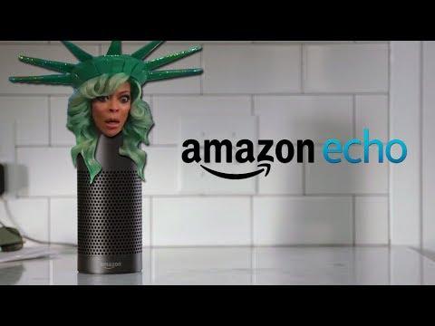 Amazon Echo: Wendy Williams Edition (видео)