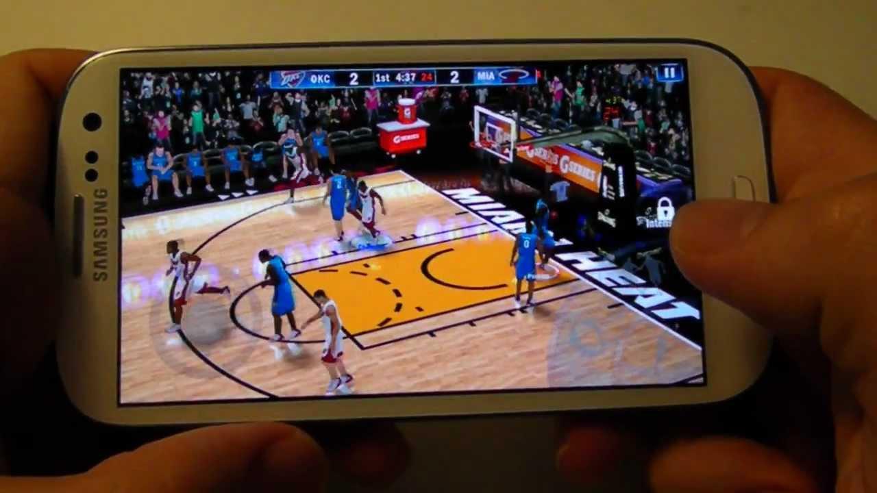 Скачать Игру Nba 2K12 На Андроид