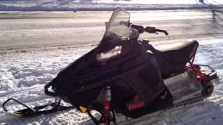 8. 2010 Polaris Rush Pro-R 600