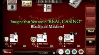 Blackjack Masters YouTube video