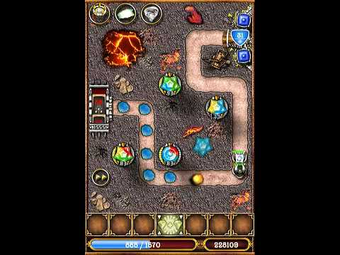 Video of Crystallight Defense