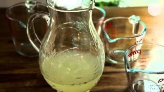 Margarita de pepino y jalapeño