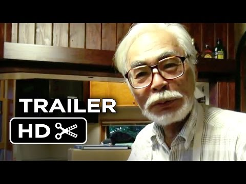 The Kingdom of Dreams and Madness Official US Release Trailer #1 (2014) - Documentary HD thumbnail