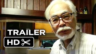 Nonton The Kingdom of Dreams and Madness Official US Release Trailer #1 (2014) - Documentary HD Film Subtitle Indonesia Streaming Movie Download