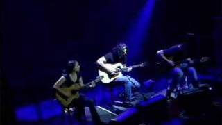 Rodrigo y Gabriela with Alex (first meeting)