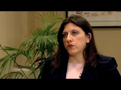 Ζωή Κωνσταντοπούλου: Δεν υπάρχουν πακέτα στήριξης αλλά συμφωνίες «θανατική ποινή»