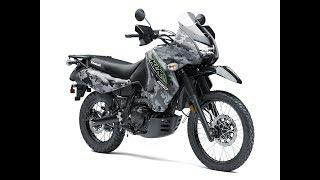 8. 2018 Kawasaki KLR650 | Returning 2018 Kawasaki Models And Colors
