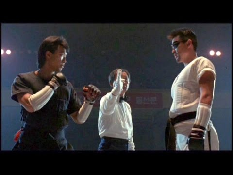 Best of the Best Final Fight Tommy Lee Full HD Philip Rhee TKD Tae Kwon Do Karate Martial Arts Korea