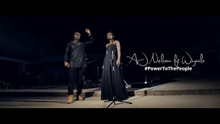 AJ Nelson – Power to the People ft Wiyaala (Official Video) music videos 2016