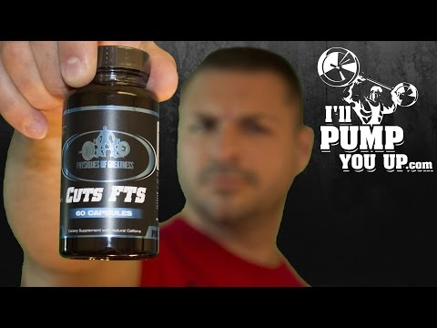 Physiques of Greatness Cuts FTS Fat Burner Supplement Review