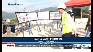 Video Papua Makin Istimewa di Era Jokowi MP3, 3GP, MP4, WEBM, AVI, FLV Desember 2018
