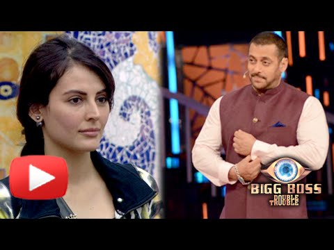 Bigg Boss 9: Is Salman Khan Falling For Mandana Ka