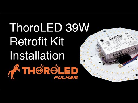 Fulham ThoroLED 39W LED Retrofit Kit