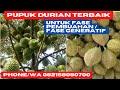 DURIAN PINTAR BERBUNGA DI LUAR MUSIM PART 2.tlp/wa 082158090700