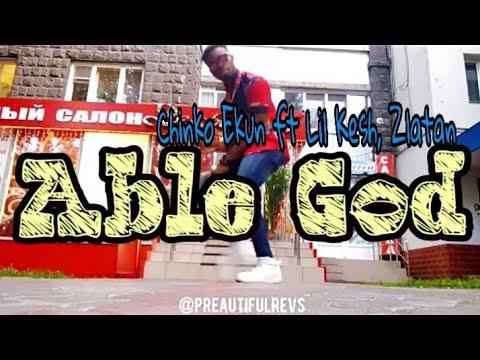 ABLE GOD Chinko Ekun ft. Lil Kesh VIRAL DANCE VIDEO Zlatan || ZANKU Latest Dance Step in Nigeria ||