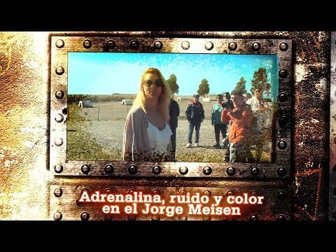 El color del rallycross en Madryn