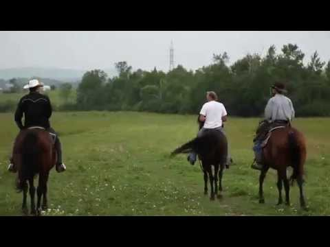 Horseback riding - A real horseback Round Up - Only 20 minutes from Ottawa