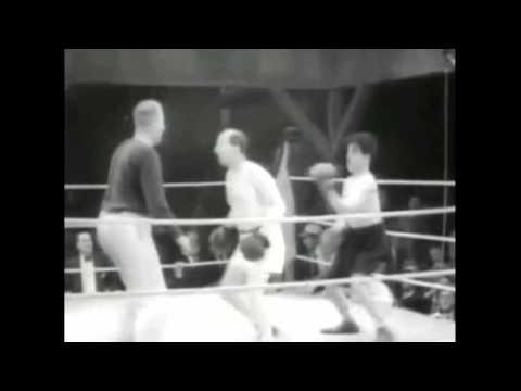 Charlie Chaplin – Boxing