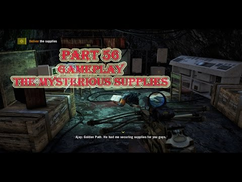 Far Cry 4 Story Gameplay PC (High settings-NVIDIA GTX 760) – Part 56 Final Golden Path supplies
