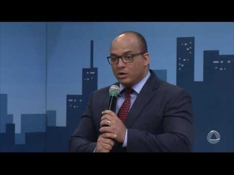 Gilmar Carvalho entrevista Diretor de Controle Interno do TCE Adir Machado - Cidade Alerta