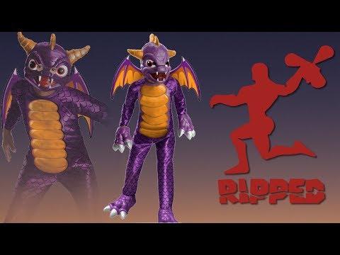 Redesigning Spyro to be \