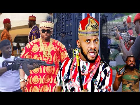 THE KING AND SEVEN HEADS  SEASON -1- YUL EDOCHIE NEW MOVIE 2020 ( LATEST NIGERIA