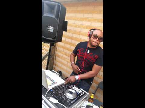 DJ CHOPLIFE IN ACTION LIVE LONDON 2014