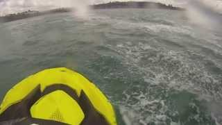 9. Seadoo Sea-doo Spark - First Ride 2013 90HP 2up