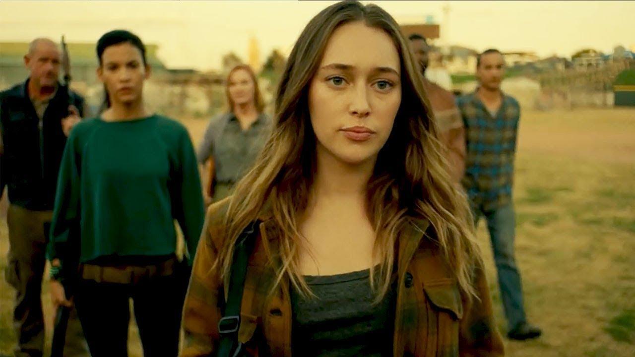 Fear The Walking Dead Extended Season 4 Trailer