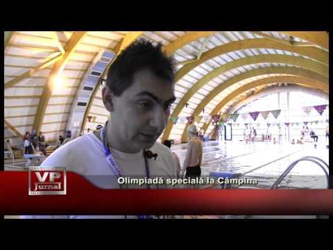 Olimpiadă specială la Câmpina