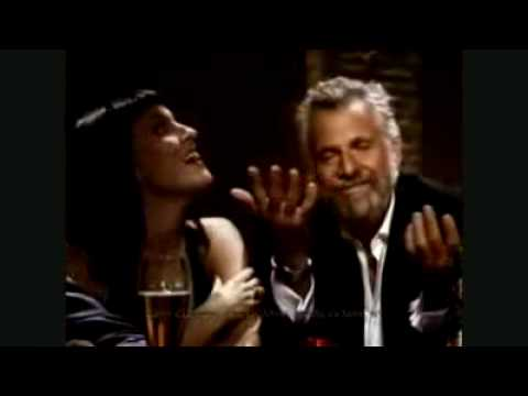 Compilation of the Dos Equis Beer Commercials – The Most Interesting Man in the World