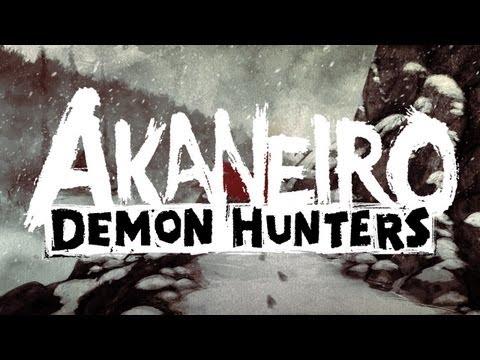 Akaneiro: Demon Hunters Gameplay Trailer