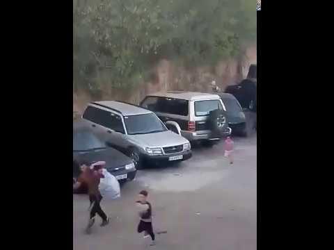 Разгром ромского табора на Лысой горе - DomaVideo.Ru