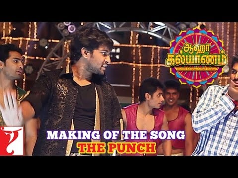 Making of The Punch Song – Aaha Kalyanam – [Tamil Dubbed]